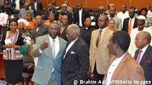 Zentralafrikanische Republik Michel Djotodia Verhandlungen Ndjamena Tschad