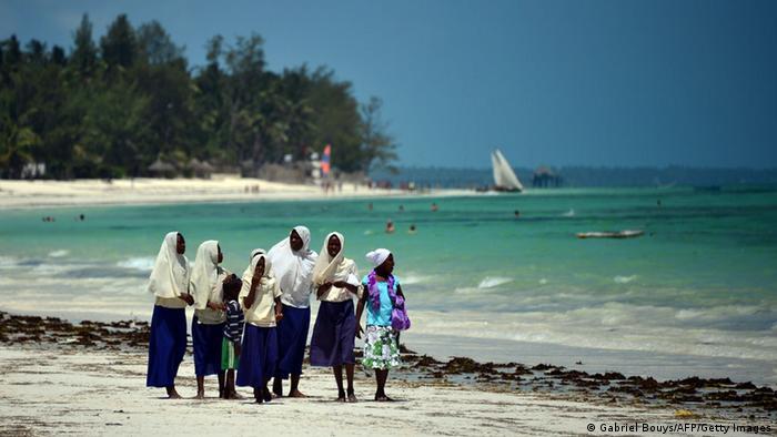 Symbolbild: Sansibar's Revolution wird 50 (Foto: afp)