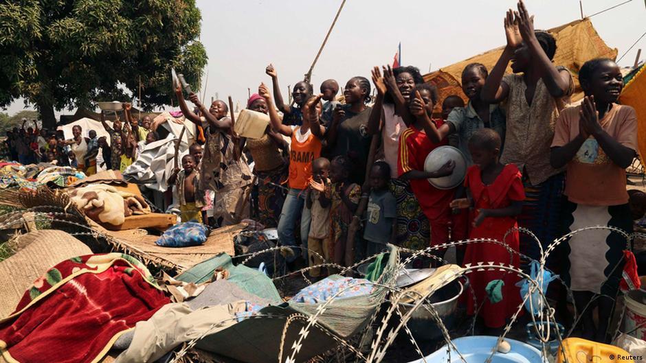eu greift wohl in zentralafrika ein aktuell welt dw. Black Bedroom Furniture Sets. Home Design Ideas