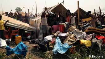 La situation humanitaire se dégrade de jour en jour