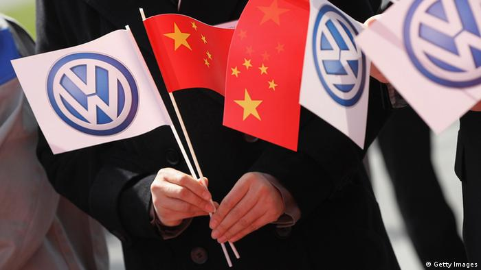 Volkswagen China (Getty Images)