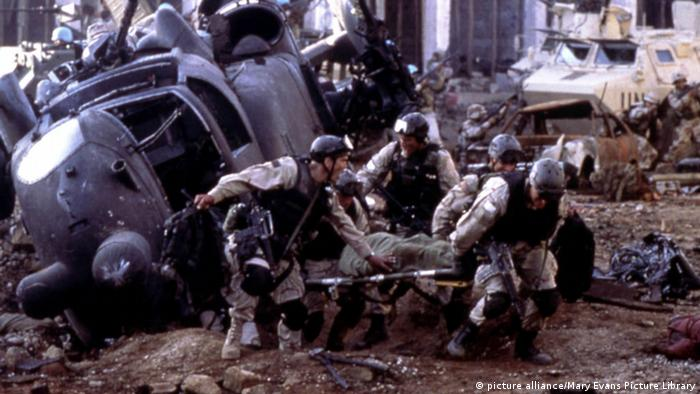 Still from Black Hawk Down (2001) (picture alliance/Mary Evans Picture Library)