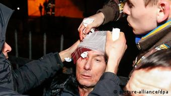 Побитий Луценко потрапив до лікарні