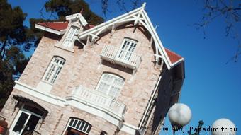 A house in Kifissia (Foto: DW/ J. Papadimitriou)