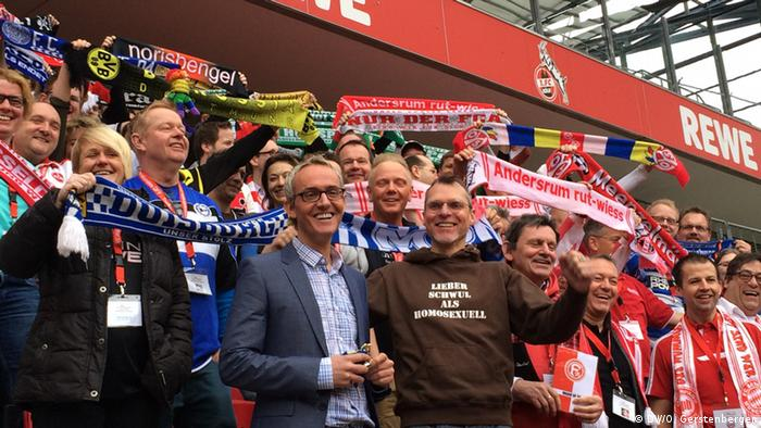 14. Internationale Konferenz der Queer Football Fanclubs