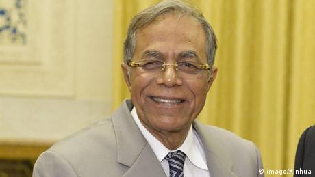 Abdul Hamid (imago/Xinhua)