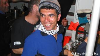 Israelis und Palästinenser auf dem Berg der Freundschaft