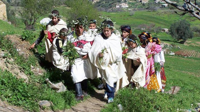 Algerien Amazigh