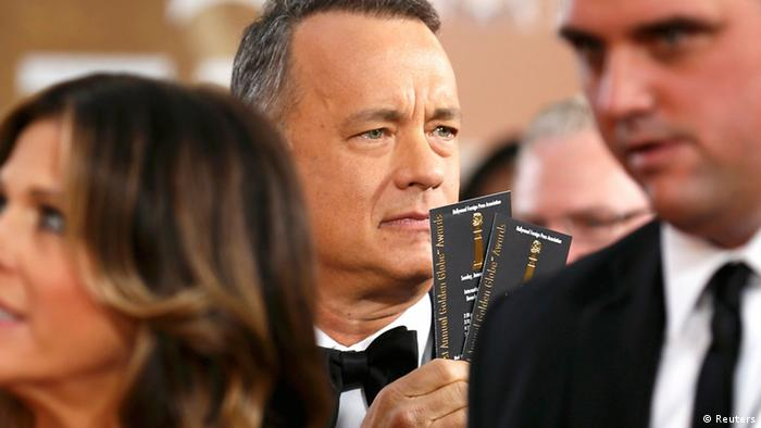 Bildergalerie Golden Globe Awards 2014 Tom Hanks