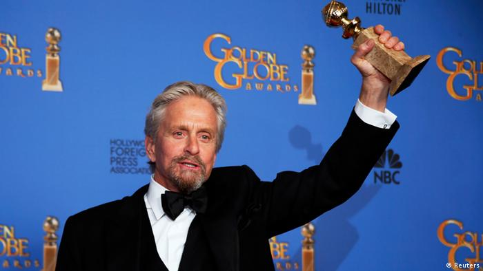 Bildergalerie Golden Globe Awards 2014 Michael Douglas