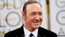 Bildergalerie Golden Globe Awards 2014 Kevin Spacey