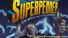 Superpenner Comic Cover