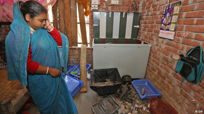 Bangladesch Hindus Überfall Jessore