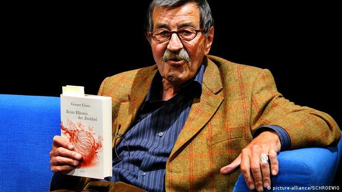 Deutschland Günter Grass Beim häuten der Zwiebel Buch