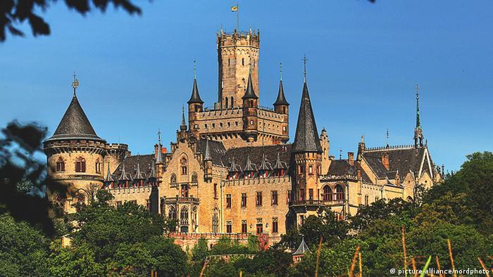 Маріенбурзький замок