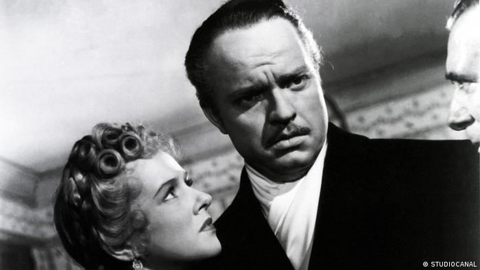 Film still Citizen Kane - Ruth Warrick and Orson Welles (STUDIOCANAL)
