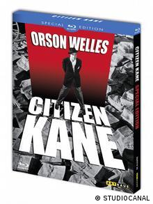 Blueray Cover Citizen Kane (Foto: Studiocanal)