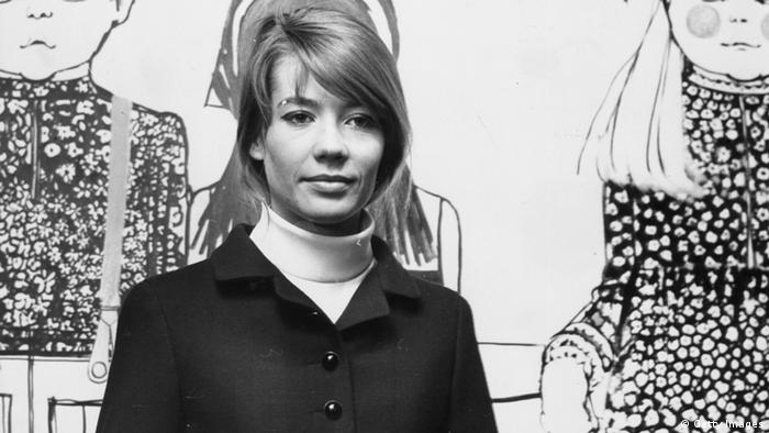 Françoise Hardy (Getty Images)