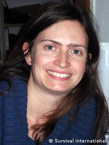 Sophie Grig, Asia Expert at Survival International