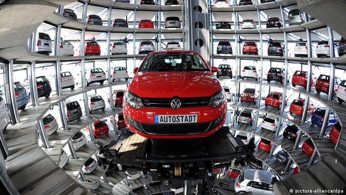 Die meistverkauften Autos der Welt 2013