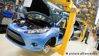 Αυτοματοποίηση της παραγωγής στο εργοστάσιο της Ford στην Κολωνία