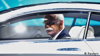 USA Auto Autoshow Detroit 2014 Daimler Dieter Zetsche