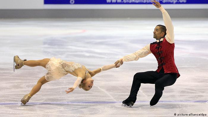 Deutschland Sport Eiskunstlauf