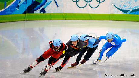 Deutschland Sport Shorttrack