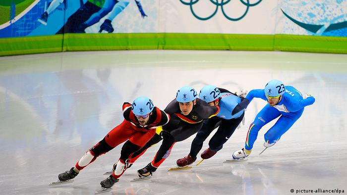 Deutschland Sport Shorttrack