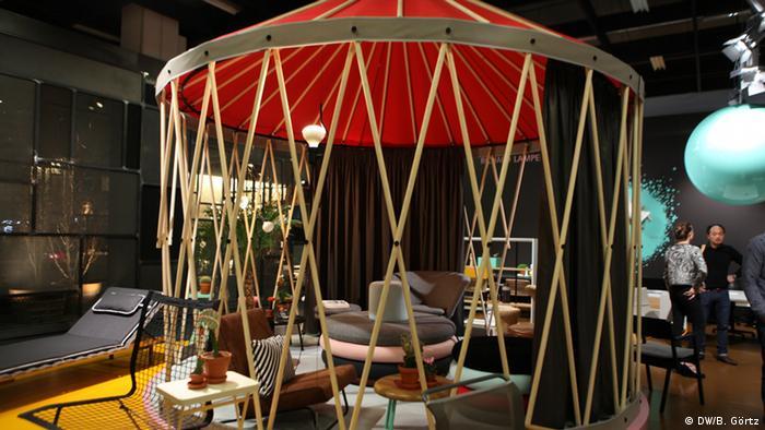 imm cologne 2014 die kunst des wohnens alle inhalte dw de. Black Bedroom Furniture Sets. Home Design Ideas