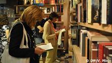 Buchhandlung in Belgrad