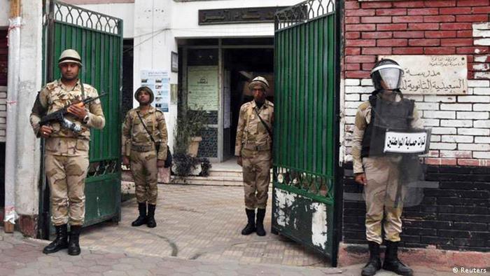 Ägypten Wahlen (Reuters)