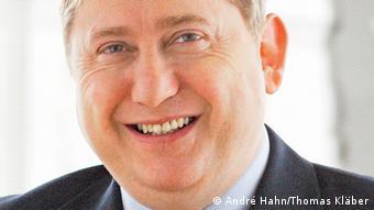 Депутат бундестага от Левой партии Андре Хан