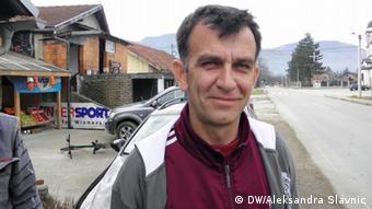 Nedžad Smajlović, roditelj jednog od djeteta.