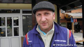 Alija Alekić, roditelj jednog od djeteta.