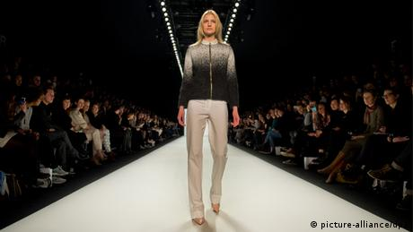 Berlin Fashion Week 2014 Hien Le
