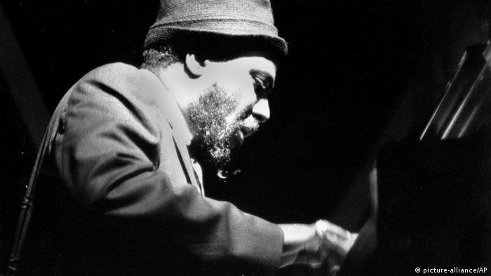 Thelonious Monk war von 1947 bis 1958 bei Blue Note Records (Foto: picture-alliance/AP)