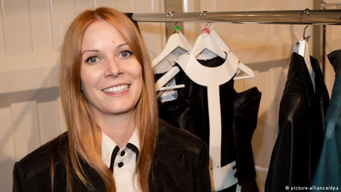 Berlin Fashion Week 2014 Rebekka Ruetz