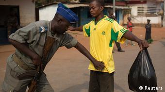 Les forces de sécurité centralafricaines ont besoin de soutien