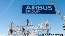 Airbus Group neues Logo