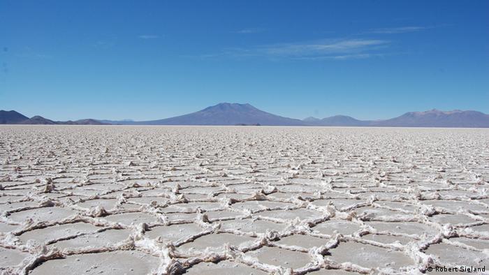 Lithium in Südamerika
