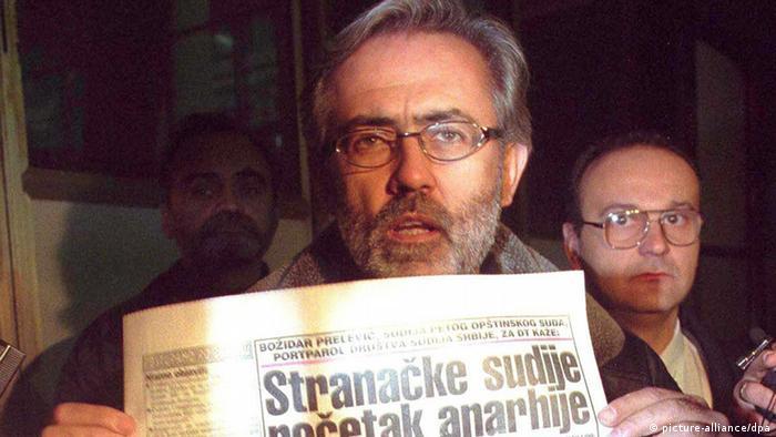 Журналист Славко Чурувия