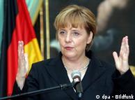 Глава правительства Германии Ангела Меркель