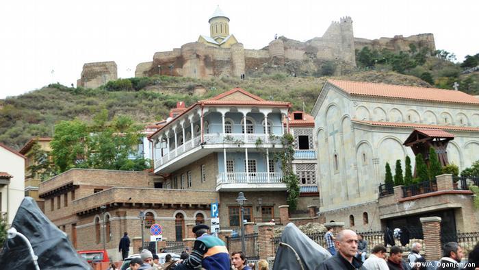 В Тбилиси