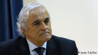 Rui Rangel Richter am Berufungsgericht Lissabon