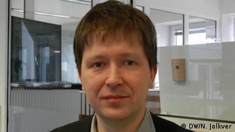 Andrei Soldatov (photo: Nikita Jolkver)