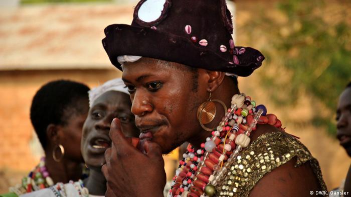 Bildergalerie Voodoo in Westafrika - ein Fetisch (Foto: Katrin Gänsler)