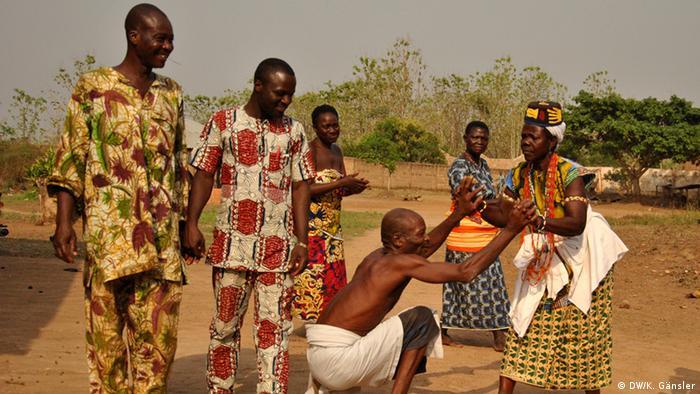 Bildergalerie Voodoo in Westafrika (Foto: Katrin Gänsler)