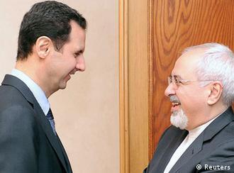 ایران یکی از حامیان اصلی رژیم بشار اسد است