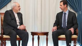 ظریف: اگر عربستان نیروهای افراطی را به زمینگذاشتن سلاح متقاعد کند، ایران هم از نفوذ خود بر اسد برای پایان درگیریها استفاده خواهد کرد